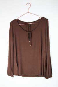 Blusa Lucy In The Sky Marrom