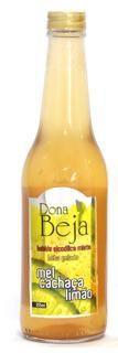 Cachaça Dona Beja Mel e Limão