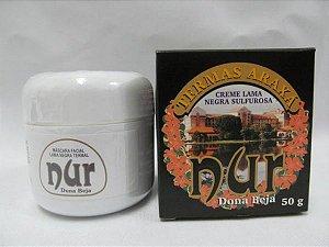 Creme de lama negra sulfurosa (Mascara) 50 grs