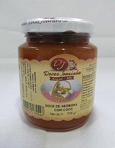 Doce de Abobora Ralada c/ Coco