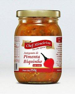 Antepasto de Pimenta Biquinho - Chef Mineirim