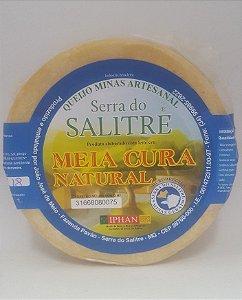 Queijo Meia Cura Serra do Salitre (ENVIO SOMENTE POR SEDEX)