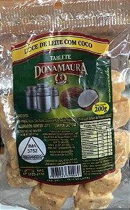 Doce de leite com côco Dona Maura