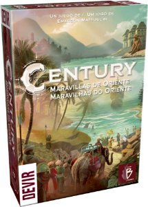 Century: Maravilhas do Oriente