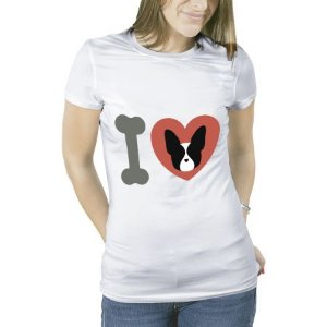 Camiseta Boston Terrier