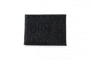 Carteira John John Preta