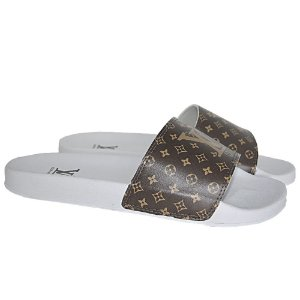 Chinelo Slide Louis Vuitton