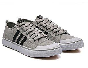 Tênis Casual Adidas Cinza