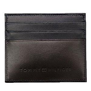 Porta Cartão Tommy Hilfiger Chocolate