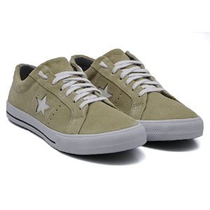 Tênis Causal Converse All Star Bege