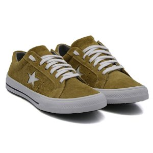 Tênis Causal Converse All Star Mostarda