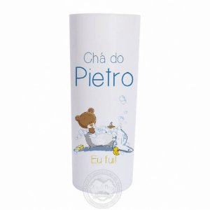 Copo long drink Ursinho - 10 unidades
