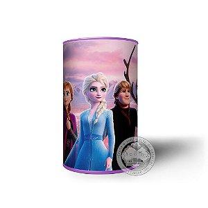 Cofrinho Personalizado Frozen 2 - 10 unidades