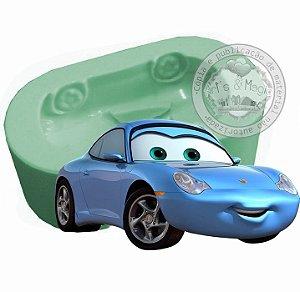 Molde de Silicone Carros Disney Sally