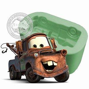 Molde de Silicone Carros Disney Matte