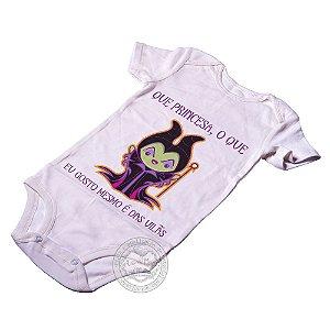 Body para bebê Malévola