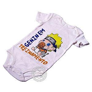 Body para bebê Naruto Baby