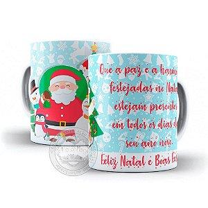 Caneca para presente de Natal
