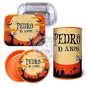 Lembrancinhas Personalizadas Dia das Bruxas Halloween