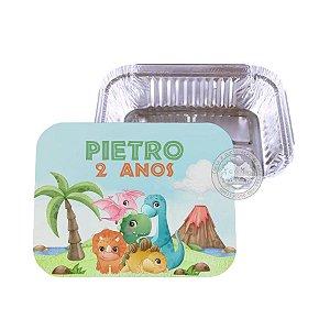 10 Marmitinha personalizada Dinossauro Baby