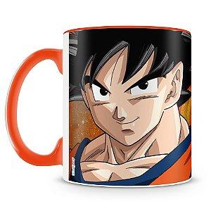 Caneca Personalizada Dragon Ball Super (Goku)