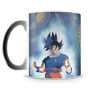 Caneca Mágica Personalizada Dragon Ball (Goku)