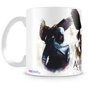 Caneca Personalizada Assassin's Creed Nothing is True