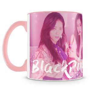 Caneca Personalizada K-pop BlackPink