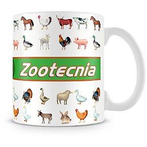 Caneca Personalizada Profissão Zootecnica