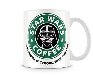 Caneca Personalizada Stormtrooper Star Wars Coffee