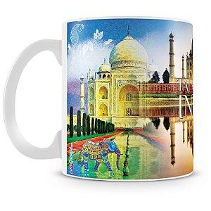 Caneca Personalizada Taj Mahal