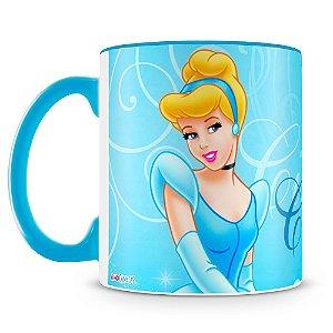 Caneca Personalizada Princesa Cinderela