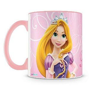 Caneca Personalizada Princesa Rapunzel
