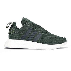 Tênis Adidas NMD R2 Primeknit - Verde