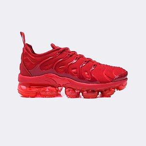 Tênis Nike Air VaporMax Plus-Vermelho