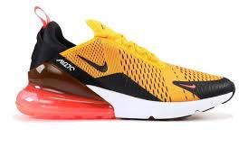 Tênis Nike Air Max 270 - Amarelo com Preto