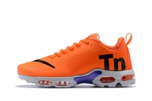 Tênis Nike Air Max Plus Tn Ultra -Laranja com Preto