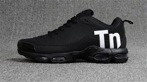 Tênis Nike Air Max Plus Tn Ultra- Preto com Branco
