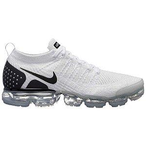 Tênis Nike Vapor Max 2.0 - Branco com Preto Masculino