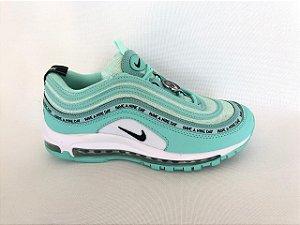 Tênis Nike Air Max 97- Verde Claro Feminino
