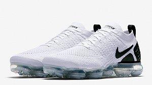 Tênis Nike Vapor Max 2.0- Branco com Preto Masculino