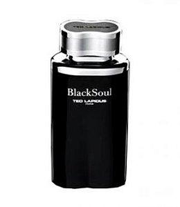 Black Soul Ted Lapidus Masculino Eau de Toilette