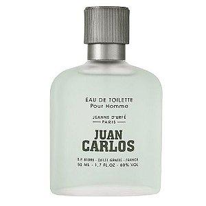Juan Carlos Masculino Eau de Toilette