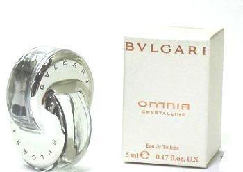 Miniatura Bvlgari Perfume Omnia Crystalline Edt 5ml