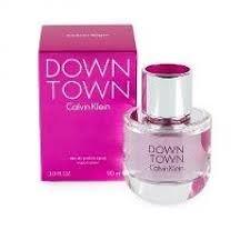 Miniatura Perfume Down Town Calvin Klein Edp 5ml