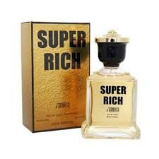 Super Rich Pour Homme Eau de Toilette I-Scents - 100ml