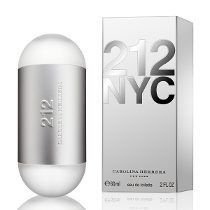 Miniatura Carolina Herrera 212 Feminino Edt 5ml