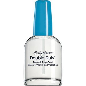 Sally Hansen Double Duty Base + Extra Brilho 13,3ml