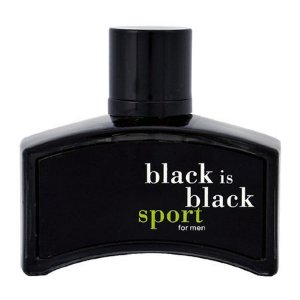 Black is Black Sport Masculino Eau de Toilette 100ml