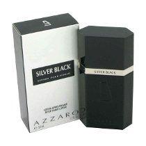 Miniatura Perfume Silver Black Azzaro Edt 7ml